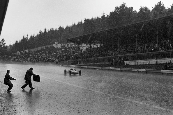 Spa「Jim Clark, Grand Prix of Belgium」:写真・画像(4)[壁紙.com]