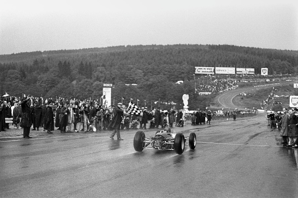成功「Jim Clark, Grand Prix of Belgium」:写真・画像(18)[壁紙.com]