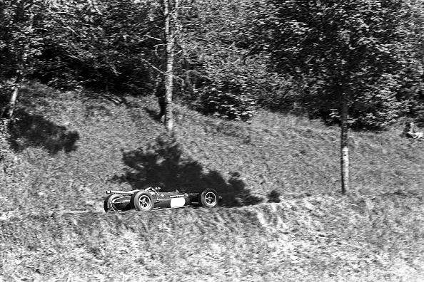 Sports Track「Jim Clark, Hill Climb Ollon-Villars」:写真・画像(1)[壁紙.com]