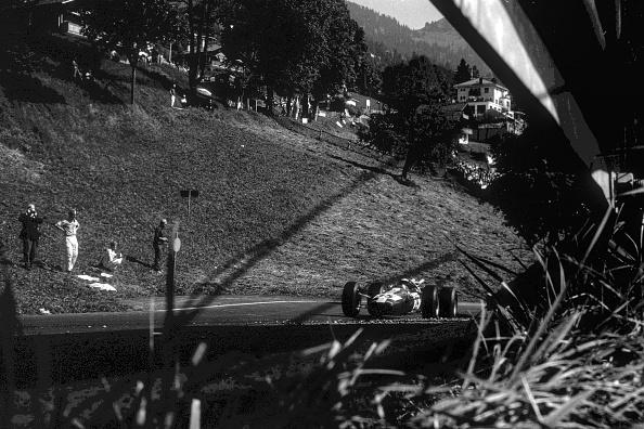クライミング「Jim Clark, Ollon-Villars Hill Climb」:写真・画像(0)[壁紙.com]