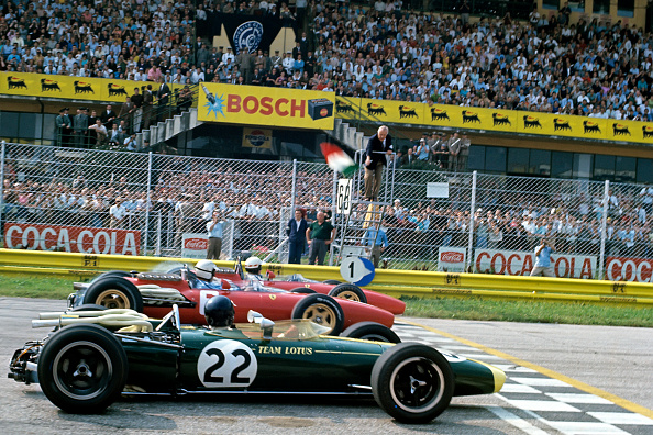 Motorsport「Jim Clark, Ludovico Scarfiotti, Mike Parkes, Grand Prix Of Italy」:写真・画像(14)[壁紙.com]