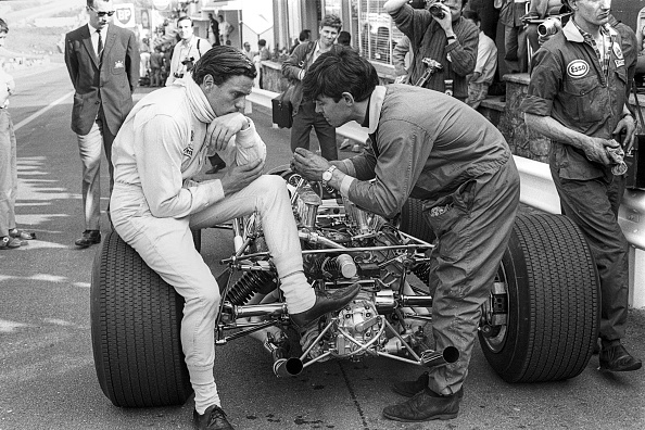 Spa「Jim Clark, Grand Prix of Belgium」:写真・画像(14)[壁紙.com]