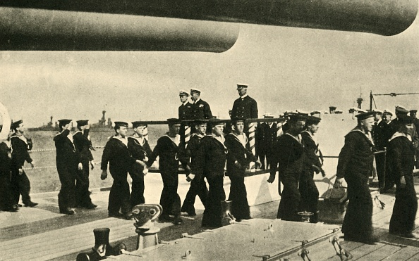 George C「The Kings Visit To The Grand Fleet F」:写真・画像(7)[壁紙.com]