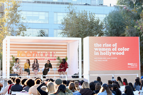 Teenager「The Teen Vogue Summit Los Angeles 2018 - On Stage Conversations and Atmosphere」:写真・画像(13)[壁紙.com]