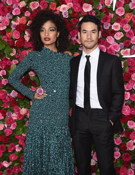 ウェーブヘア「72nd Annual Tony Awards - Arrivals」:写真・画像(0)[壁紙.com]