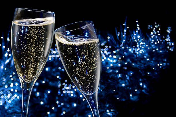 Champagne Toasting:スマホ壁紙(壁紙.com)