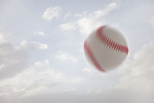 Utah「USA, Utah, Lehi, Baseball against sky」:スマホ壁紙(0)