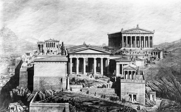 Athens - Greece「Acropolis」:写真・画像(1)[壁紙.com]
