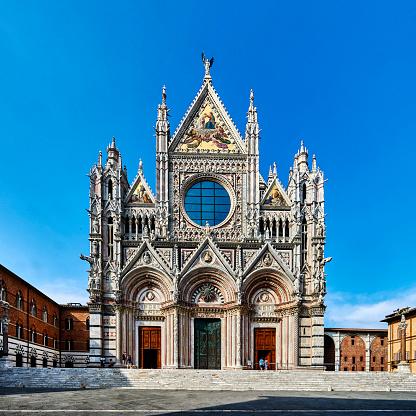Duomo Di Siena「Duomo di Siena, Tuscany, Italy」:スマホ壁紙(5)