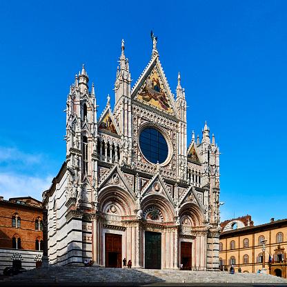 Duomo Di Siena「Duomo di Siena, Tuscany, Italy」:スマホ壁紙(2)