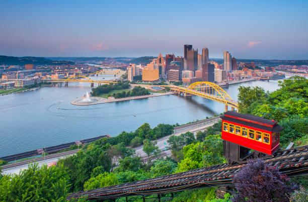 Pittsburgh, Pennsylvania, USA.:スマホ壁紙(壁紙.com)