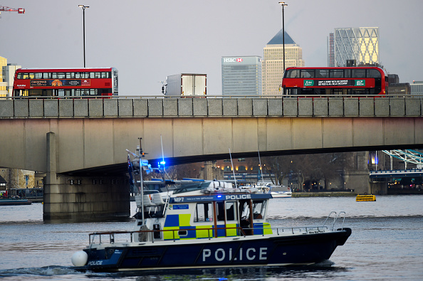 London Bridge - England「Man Shot By Police On London Bridge Following Stabbing」:写真・画像(11)[壁紙.com]