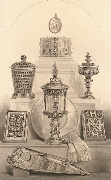 Variation「Relics Associated With Queen Elizabeth 1886」:写真・画像(2)[壁紙.com]