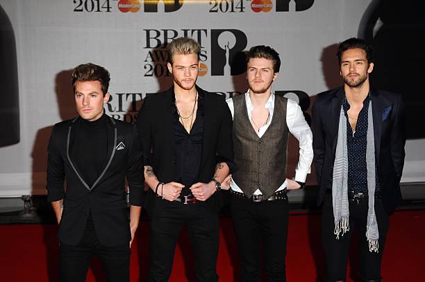 The BRIT Awards 2014 - Red Carpet Arrivals:ニュース(壁紙.com)