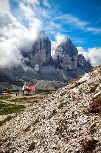 Eco Tourism「Tre Cime di Lavaredo, Dolomiti, Italy」:スマホ壁紙(6)