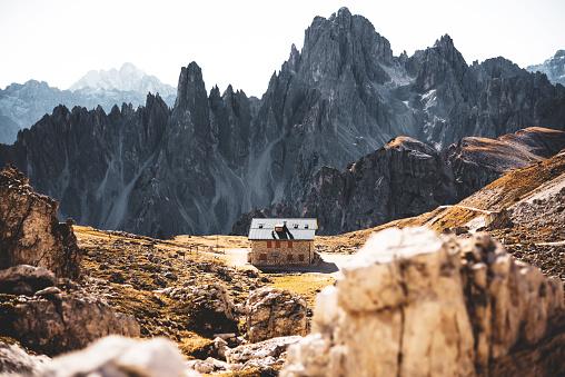 自然地理学「tre cime di lavaredo alps mountain landscape」:スマホ壁紙(0)
