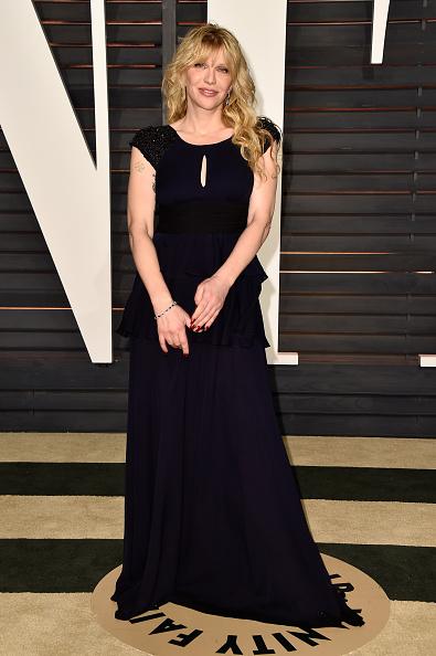 Courtney Love「2015 Vanity Fair Oscar Party Hosted By Graydon Carter - Arrivals」:写真・画像(18)[壁紙.com]