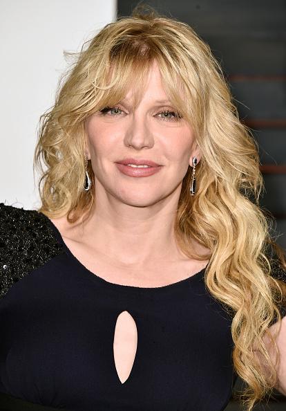Courtney Love「2015 Vanity Fair Oscar Party Hosted By Graydon Carter - Arrivals」:写真・画像(16)[壁紙.com]