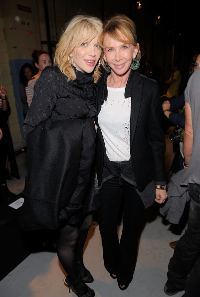 コートニー・ラブ「Edun - Front Row - Spring 2012 Mercedes-Benz Fashion Week」:写真・画像(10)[壁紙.com]