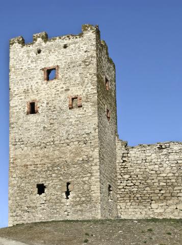 Battle「Tower of Genoese fortress in Theodosia」:スマホ壁紙(12)