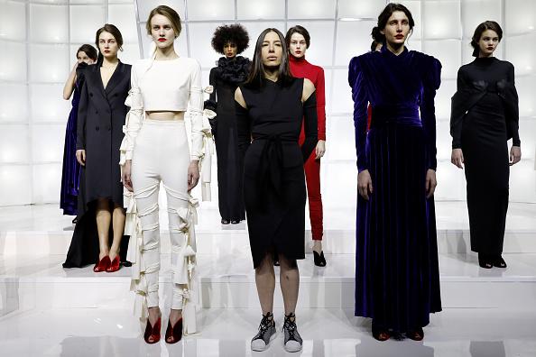 Tristan Fewings「Urun - Runway - Mercedes-Benz Fashion Week Istanbul - 2018」:写真・画像(1)[壁紙.com]
