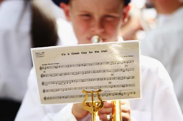 Trumpet「Sydney Celebrates St Patrick's Day」:写真・画像(0)[壁紙.com]