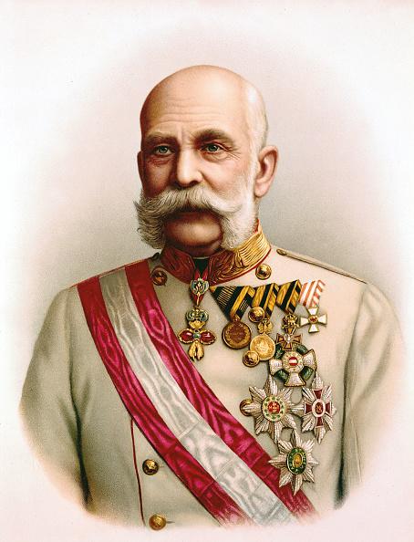 皇帝「Franz Joseph 1st (1830-1916) austrian emperor (1848-1916) and hungarian king (1867-1916), engraving」:写真・画像(16)[壁紙.com]