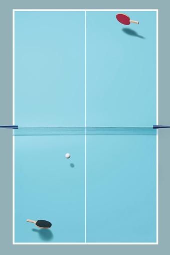 Strength「Table tennis / Ping Pong」:スマホ壁紙(16)