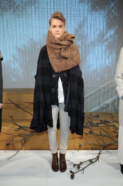 Leather Boot「Pas De Calais - Presentation - Mercedes-Benz Fashion Week Fall 2014」:写真・画像(4)[壁紙.com]
