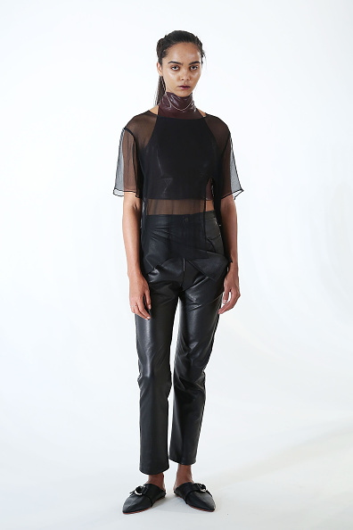 Black Pants「Collina Strada - Presentation - MADE Fashion Week Fall 2015」:写真・画像(14)[壁紙.com]