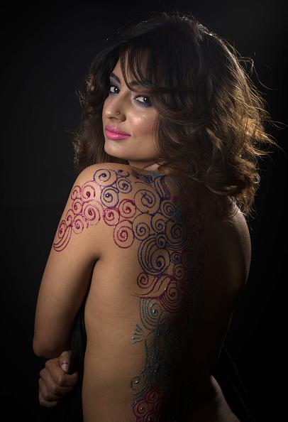 Ian Gavan「Henna Artist Pavan's Body Art」:写真・画像(5)[壁紙.com]