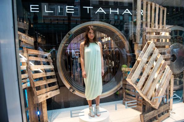 D Dipasupil「Elie Tahari - Presentation - Mercedes-Benz Fashion Week Spring 2015」:写真・画像(11)[壁紙.com]