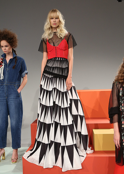 Bleached Hair「Michelle Helene - Presentation - September 2016 - New York Fashion Week」:写真・画像(17)[壁紙.com]