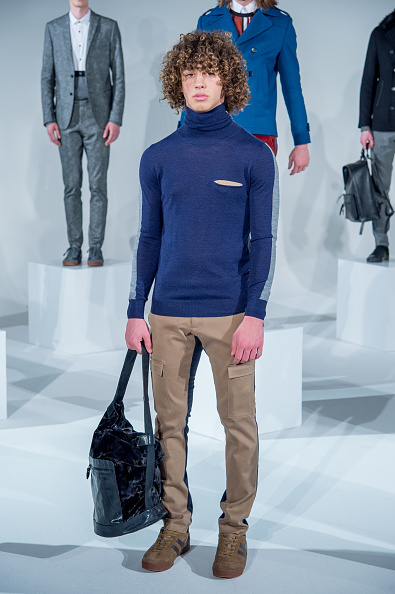 Khaki Tan「David Naman - Presentation - NYFW: Men's」:写真・画像(2)[壁紙.com]