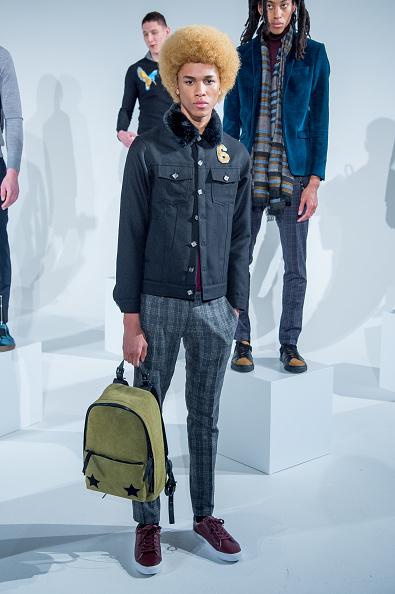 Suede「David Naman - Presentation - NYFW: Men's」:写真・画像(7)[壁紙.com]