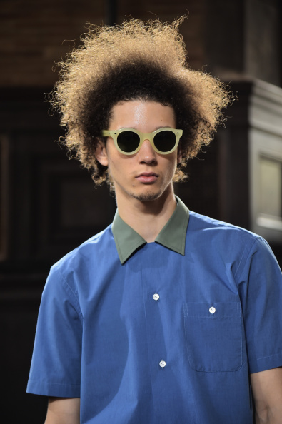 The High Line Hotel「Timo Weiland Men's - Presentation - Mercedes-Benz Fashion Week Spring 2015」:写真・画像(10)[壁紙.com]