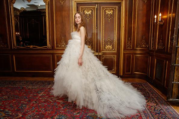 Bridal「Kenra Professional For Oscar de la Renta Bridal Fashion Show F/W '17」:写真・画像(1)[壁紙.com]