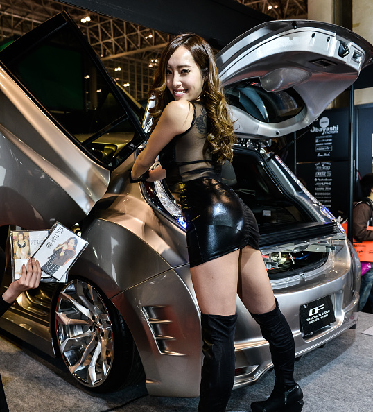 Tokyo Auto Salon「Tokyo Auto Salon 2015」:写真・画像(7)[壁紙.com]