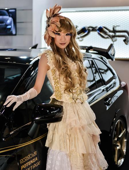 Tokyo Auto Salon「Tokyo Auto Salon 2015」:写真・画像(5)[壁紙.com]