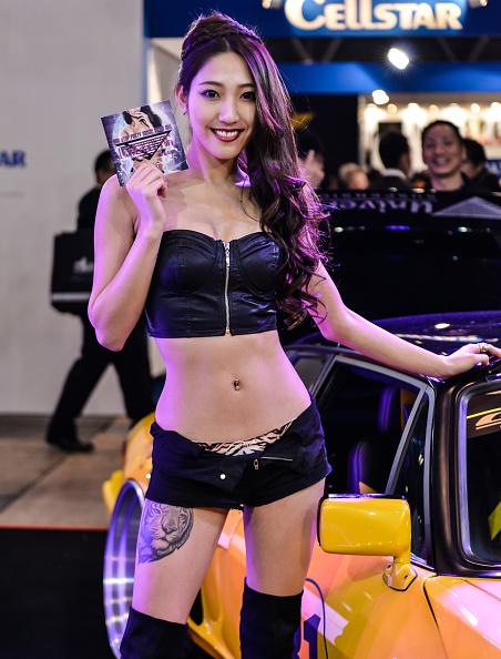 Tokyo Auto Salon「Tokyo Auto Salon 2015」:写真・画像(14)[壁紙.com]