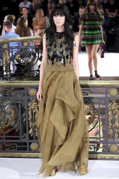 Francois Durand「John Galliano : Runway - Paris Fashion Week Womenswear Spring/Summer 2015」:写真・画像(14)[壁紙.com]