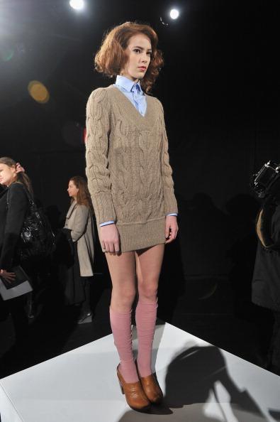 Stephen Lovekin「Mercedes-Benz Fashion Week Fall 2012 - Official Coverage - Best Of Runway Day 2」:写真・画像(17)[壁紙.com]