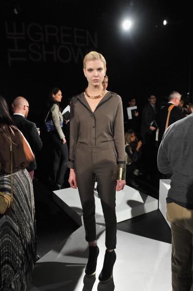 Stephen Lovekin「Mercedes-Benz Fashion Week Fall 2012 - Official Coverage - Best Of Runway Day 2」:写真・画像(15)[壁紙.com]