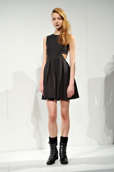 Craig Barritt「Porter Grey - Presentation - Fall 2011 Mercedes-Benz Fashion Week」:写真・画像(8)[壁紙.com]