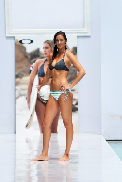 Gulf Coast States「Oakley At Mercedes-Benz Fashion Week Swim 2014 - Runway」:写真・画像(18)[壁紙.com]