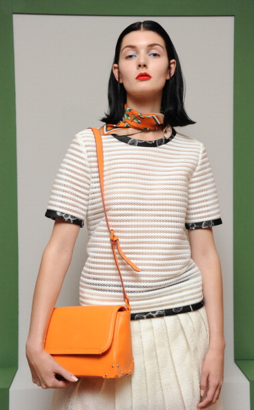 Shoulder Bag「Ostwald Helgason - Presentation: London Fashion Week SS14」:写真・画像(11)[壁紙.com]