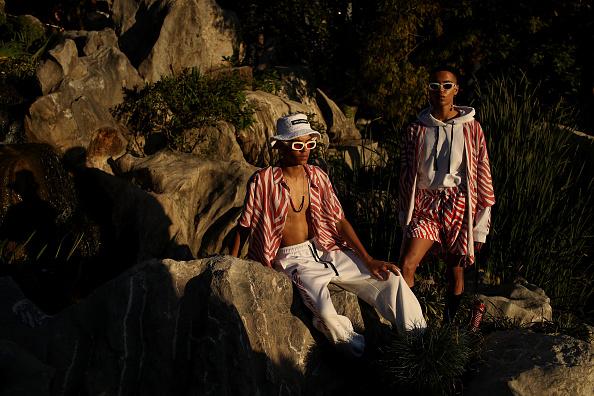Ornamental Garden「Double Rainbouu - Runway - Mercedes-Benz Fashion Week Australia 2019」:写真・画像(10)[壁紙.com]