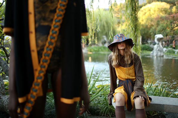 Ornamental Garden「Double Rainbouu - Runway - Mercedes-Benz Fashion Week Australia 2019」:写真・画像(4)[壁紙.com]