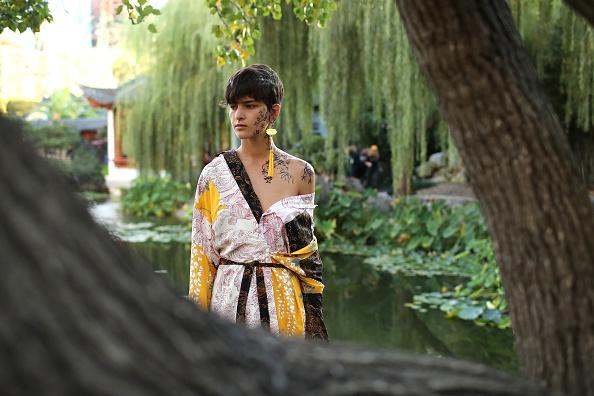 Ornamental Garden「Double Rainbouu - Runway - Mercedes-Benz Fashion Week Australia 2019」:写真・画像(18)[壁紙.com]