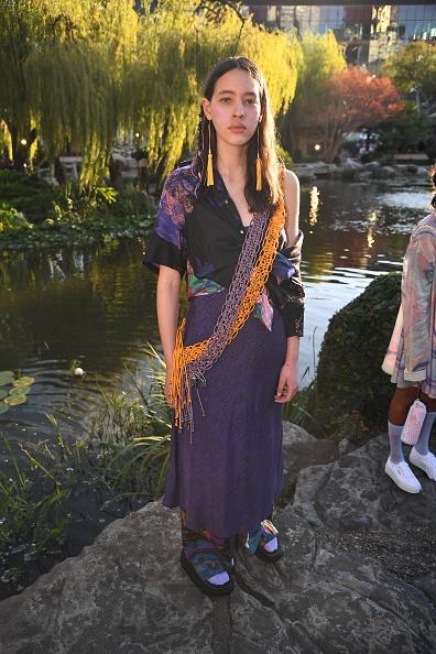 Ornamental Garden「Double Rainbouu - Runway - Mercedes-Benz Fashion Week Australia 2019」:写真・画像(11)[壁紙.com]